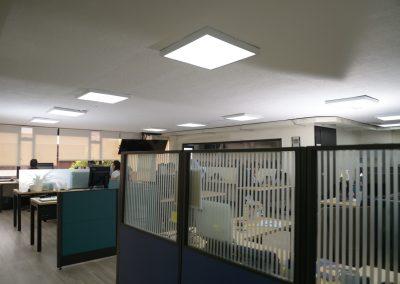 Remodelacion de oficina OSIRIS en Bloque A