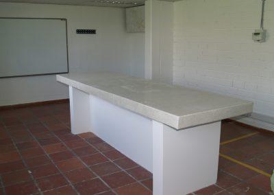Adecuación metrología, incluye cambio de tejas, pintura general