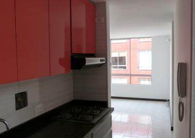 Adecuacion Apartamento Campiña del Refous