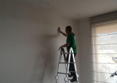 Pintura general de apartamentos en el edificio Morajit – Bogotá